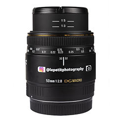Photography Lens Stickers