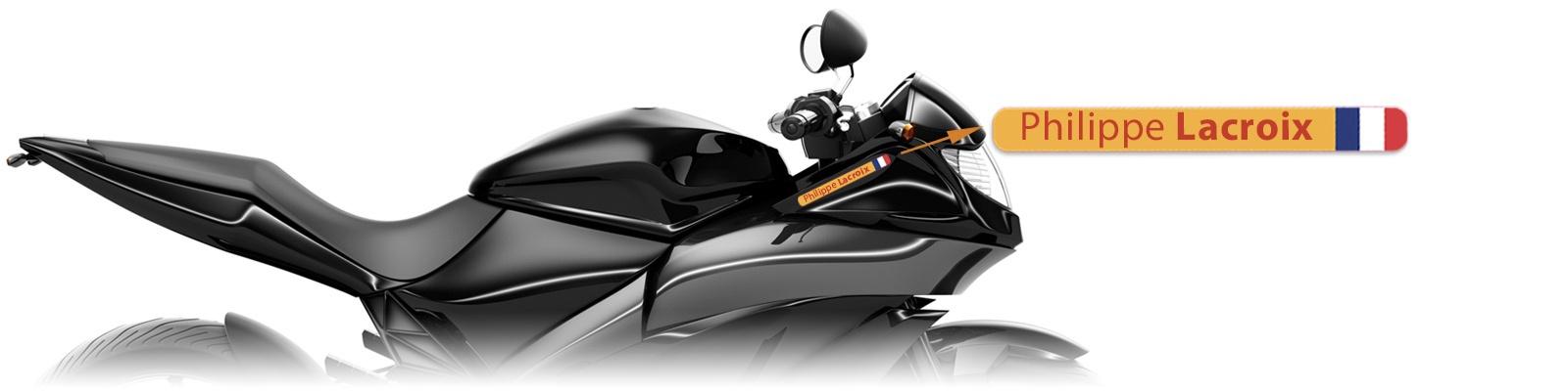 Sticker Motorbike